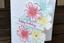 Cards: Floral / by Brenda Parker