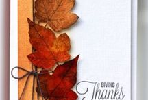Cards: Fall / by Brenda Parker