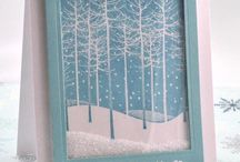 Cards: Winter / by Brenda Parker