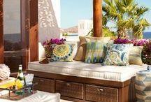Sweet Home / Sonhos de decoração... Inspirações e lindezas para a casa!