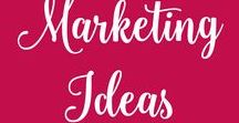 Marketing Tips / Marketing ideas, tips, and tricks for small business owners and entrepreneurs. Email marketing, content marketing, and affiliate marketing. Social media strategies including Facebook, Instagram, Pinterest, and more!