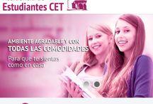 Residencia estudiantes Sevilla CET (Estudiarytrabajar) / Residenciaestudiantessevilla.es
