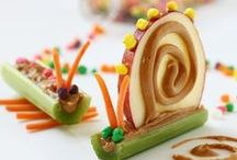 Kids Lunches / Fun lunch ideas for kids. Great ideas to get your kids to eat healthy. School lunch ideas.