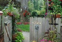 Outdoor Spaces / by Valerie Davis