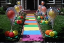 Party Ideas / by Rhonda Duty-Gatrell