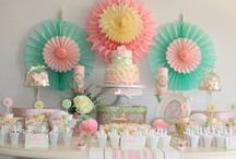 Party / All things party | kids birthday party ideas | girl birthday ideas | boy birthday party ideas | minecraft party | invitations | cute party invites | party cupcakes