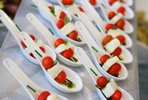 Wedding Food / Wedding food doesn't have to be boring!