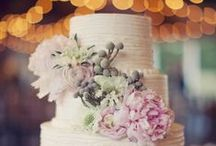 Wedding Cakes and Sweets / Wedding cakes, cupcakes, candies, favors and pies.