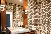 Bathrooms / by Lesley Del Vecchio
