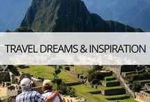 Travel Dreams & Inspiration / Travel dreams and inspiration to inspire your wanderlust. Read more at https://thetravelbunny.com