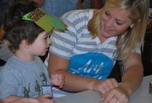 Art Feeds Programs / Art Feeds Mobilizes Creative Healing with children in Joplin, MO. www.artfeeds.org