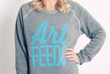 Art Feeds Merch