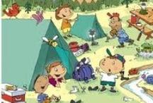 campfires / outdoor adventures