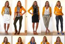 Outfits / Fashion / Hairstyles / by Michelle Reichenbach
