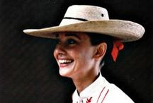 Audrey and her hats / by Deb Venman