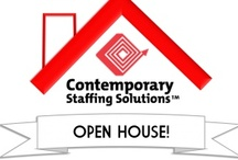 CSS Job Openings! / Contemporary Staffing Solution's Commercial Division specializes in recruiting temporary, contract, contract to hire, and direct-hire candidates for administrative, clerical, accounting, legal, and customer service positions nationally.   Visit www.contemporarystaffing.com for more information.