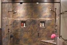 Bathroom / Dressing Room Makeovers / by Sandra Hudson