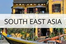 South East Asia Travel / South East Asia Travel - Travel tales, guides, tips and photos from South East Asia. Featuring top sights, attractions, views, food and how to save money on your trip. Read more on https://thetravelbunny.com