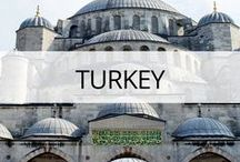 Turkey Travel / Turkey - travel guides, tips and photos featuring top sights, attractions, views, food and how to save money on your trip. More at https://thetravelbunny.com/turkey/