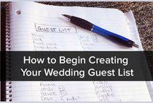Wedding Planning Tips / All sorts of wedding planning tips