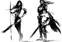character design / by Jade Watring