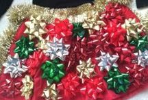Holiday Decor & Ideas / Christmas, Halloween, Thanksgiving, Easter, 4th of July, Valentine's Day decorating and party ideas