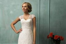 Wedding Dresses / Wedding dresses. You only get to wear it once. Make it awesome!