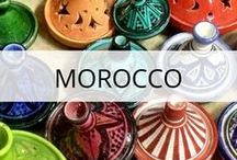 Morocco Travel / Morocco - travel tales, guides, tips and photos featuring top sights, attractions, views, food and how to save money on your trip. More at https://thetravelbunny.com/morocco/