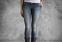 Women's Harley-Davidson Pants, Chaps and Jeans / A selection of new women's pants from Harley-Davidson®