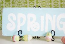 Spring / All things spring! Including fun Easter ideas. / by Marie {Blooming Homestead}