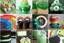 ST.PATRICK'S DAY - Family Friendly Ideas / Green and happy for all members of family on a St.Patrick's day! Find with us tasty snacks and delicious food, amazing looking decorations for your home, and so much more! / by Just 2 Sisters