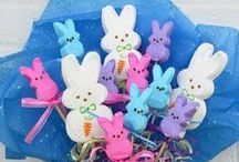 EASTER - Family Friendly Ideas / Eggs, carrots, bunnies and other fun things for your table and house for Easter! Great finds to make amazing Easter the whole family will enjoy! / by Just 2 Sisters