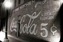 Coca-Cola / by Polly Alexander