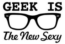 Proud Geek :) / by Licelot
