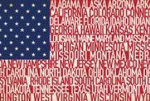 America the Beautiful / by Cindy Nix