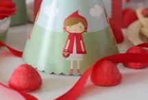 Fiesta Caperucita roja