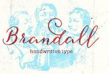 art: lettering