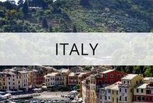 Italy Travel / Italy - travel guides, inspiration and photos – featuring top sights, attractions, views and how to save money on your trip. More at https://thetravelbunny.com/italy/