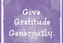 Gratitude / by Christina Abbasi