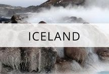 Iceland Travel / Iceland travel guides, tips and photos featuring top sights, attractions, views, food and how to save money on your trip. More at https://thetravelbunny.com/iceland/
