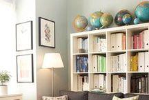 decor & design: lofty ideas