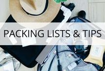 Packing Lists and Hacks / Tips and guides for packing for your trip, the best travel gear, gadgets and essential packing tips to keep your travels stress-free. Vacation Packing. Read more at https://thetravelbunny.com/
