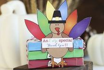 Thanksgiving / Thanksgiving crafts, decor, traditions, & ideas