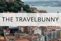 The Travelbunny - Travel Blog / Posts and travel inspiration from my travel blog, The Travelbunny. Travel guides, itineraries, and travel advice for couple's travel, food travel, adventure travel and luxury travel along with tips to make your travel dreams a reality. Read more at https://thetravelbunny.com