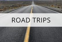 Road Trips / Road Trips - sightseeing, guides, itinerary and tips for road trips around the world #roadtrip #travel Read more at https://thetravelbunny.com/