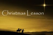 Christmas: Christ / Keeping Christ in Christmas: the real reason for the season. / by Charlotte See