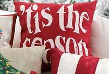Christmas: deck the halls / Decorate, decorate, decorate and then sit back and enjoy.
