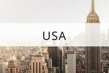 USA Travel America / USA - travel guides, tips and photos featuring top sights, attractions, views, food and how to save money on your trip. More at https://thetravelbunny.com/usa/