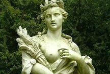 Gods & Goddesses - Greece / Myths - Tythans - Art / by Cristiane Squarcina