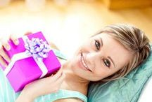 Gifts For Her / Discover our collection of unique gifts for women at Colonial Medical.
